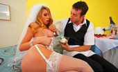 Brazzers Brynn Tyler Consummating The Marriage Johnny and Brynn just got married and are about to consummate their marriage, but Johnny is in a dru...
