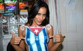 Reality Kings  Super hot cubanita in body paint gets fucked hard in these horny pics