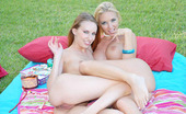 Reality Kings  Amazing hot girl on girl feat molly and kandi girl sharing a hot wet dripping dildo in these finger fucking pics