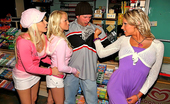 Reality Kings  32265 3 amazing fucking standed mini skirt teens fuck the gas station attendant after running out of gas in these hot 4some teen fuck reality pics and big hd widesreen movie