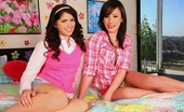 Reality Kings  Amazing hot ass fucking teens ashlyn and rose get fucked hard in these teen 3some fucking pussy and anal ramming pics
