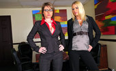 Reality Kings riley 2 hot ass big tits boss babes get fucked in their asses in this hot office fucking orgy