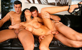 Reality Kings allison Smokin hot porn star allison star gets drilled by two cocks in these hot big tits porn star fucking 3some pics