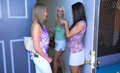 Reality Kings blue 32328 3 amazing hot fucking lesbian babe share hard finger fucking in these super fine ass 3some lesbian fucking pics