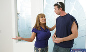 Naughty America Ava Devine Ava Devine fucks her sons friend before he goes to a concert.