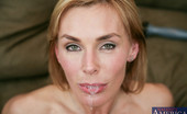 Naughty America Tanya Tate 32984 Tanya Tate takes her son\'s friend for a hard ride on the couch fucking his brains out