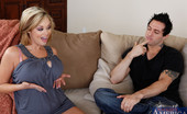 Naughty America Katie Kox Hot Katie with pierced nipples takes a big cock.