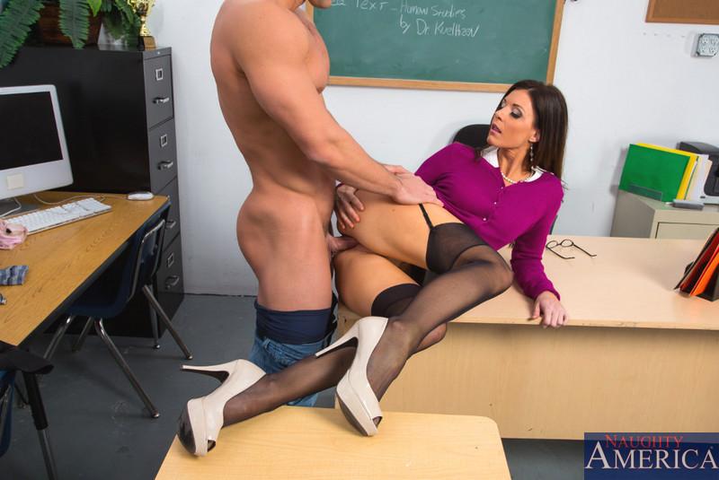 Teacher Fucks Student Boy
