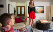 Naughty America Lexi Belle Hot Lexi Belle dresses down and has hot sex with her friends brother.