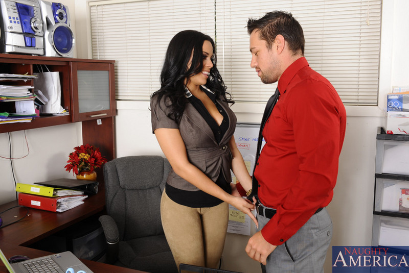 Aspiring secretary gets fucked for a new job 9