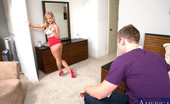 Naughty America Vicky Vixen Vicky Vixen decides she wants to fuck a younger cock.