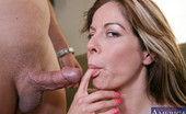 Naughty America Kora Peters Kora Cummings has hot sex with younger guy and has loud orgasms.