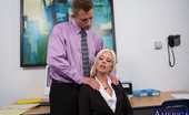 Naughty America Jessie Volt Hot babe Jessie Volt decides to have her tight pussy fucked by her boss.