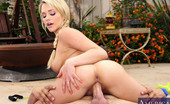 Naughty America Mia Malkova 33580 Mia Malkova works her tight body and big booty out by fucking her trainer.