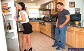 Naughty America India Summer India Summer has hot sex with younger guy and loves getting fucked by his big cock.