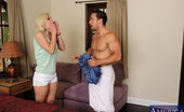 Naughty America Tara Lynn Foxx Tara Lynn Foxx is horny and decides to fuck her friends brother, while her friend is gone.