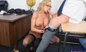 Naughty America Brandi Love Brandi Love comes to life in students dream and she fucks him right in her classroom.