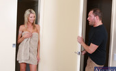 Naughty America Emma Starr Emma Starr has hot sex with one of her sons friends and loves being fucked on the ground by him.