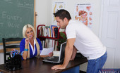 Naughty America Nikita Von James Nikita Von James decides to get saucy and fuck on her teacher desk.