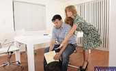 Naughty America Darla Crane Darla Crane is horny for her son's friend so she uses her MILF talents and gets his dick inside her pussy.
