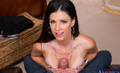 Naughty America India Summer 33857 India Summer has a hot date with her husband,but she has nothing to wear. Her husband doesn't seem to be much help when it comes to helping her pick out an outfit, so India just gives up and decides that she's better off staying home in her bra