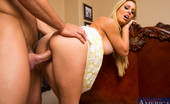 Naughty America Cherie DeVille Cherie DeVille has been spending way too much of her boyfriend's money on Cyber Monday. Her boyfriend's son, Johnny, makes it a point to take her credit cards away so that she can stop spending. Cherie NEEDS to shop though. She offers Johnny a d