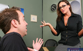 Naughty America Sky Taylor Professor Sky Taylor takes her technology class very seriously, so when her student Will is fucking around making naughty excel sheets of naked ladies, she threatens to fail him. But those pictures are of you, Professor, because you make me want to be a b