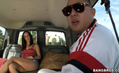 34596 Bang Bus Today we have the beautiful Jada Stevens, who is one sweet piece of ass and the crew from VICE, filming their show Fresh Off the Boat! It's a pleasure to have these guys on today's new BangBus!!