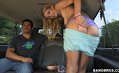 Bang Bus Amanda sucks his dick. Then got her pussy got banged. She had a tight pussy. Or maybe Jacob just has a thicker cock then the average. Enjoy!