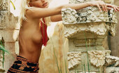 Penthouse Bali High Edita goes native and loses all of her sexual inhibitions in the steamy tropical paradise of Bali.