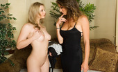 Penthouse Felony and Sunny Lane Felony easily corrupts office girl Sunny Lane with a sexy bout of spanking and in seconds has the hot blonde stripped naked from her prudish dress and on her knees licking the brunette's pussy and breasts!