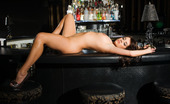 Penthouse Taylor Vixen Taylor Vixen takes over the bar after last-call and serves up one hot naked, sexually overcharged pose after another on top of the woodgrain!