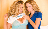 Penthouse Alisha King and Prinzzess 37174 It's a tangle of blonde curls and round curvy hips and boobs as Alisha King and Prinzzess get together in each other arms and lips for some of the hottest girl-girl sex you've ever seen!