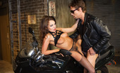 Penthouse Jenna Rose and Richie There's just something about bad boy Richie on his motorcycle that gets the juices flowing between Jenna Rose's legs. She loves the dual sensations of the bike's thrumming engine between her legs as Richie pounds his hard prick into her ass!