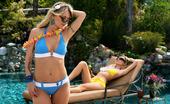 Penthouse Natalia Starr, Natasha Starr Natalia Starr, Natasha Starr- Pet Sisters Pool Party