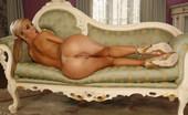 Met Art Lisen A Linea by Tim Fox Athletic blonde in elegant hotel room is better then room service.