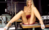 Met Art Marketa B Bad Girl by Erro What happens with a tall blonde gets real naughty, we should bend her over.
