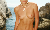 Met Art Liza B Iximas by Voronin 39193 Fan favorite and hard body Liza does dazzling shoot out side on the rocks.
