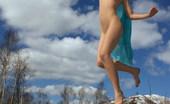 Met Art Nikol B Presenting Nikol by Vlad Vilisov New model Nikol runs wild in the snow hardening her nipples and creamy skin.