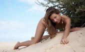 Met Art Altea B Sorgiva by Erro Sand dunes get a real treat as Altea stomps all over it.