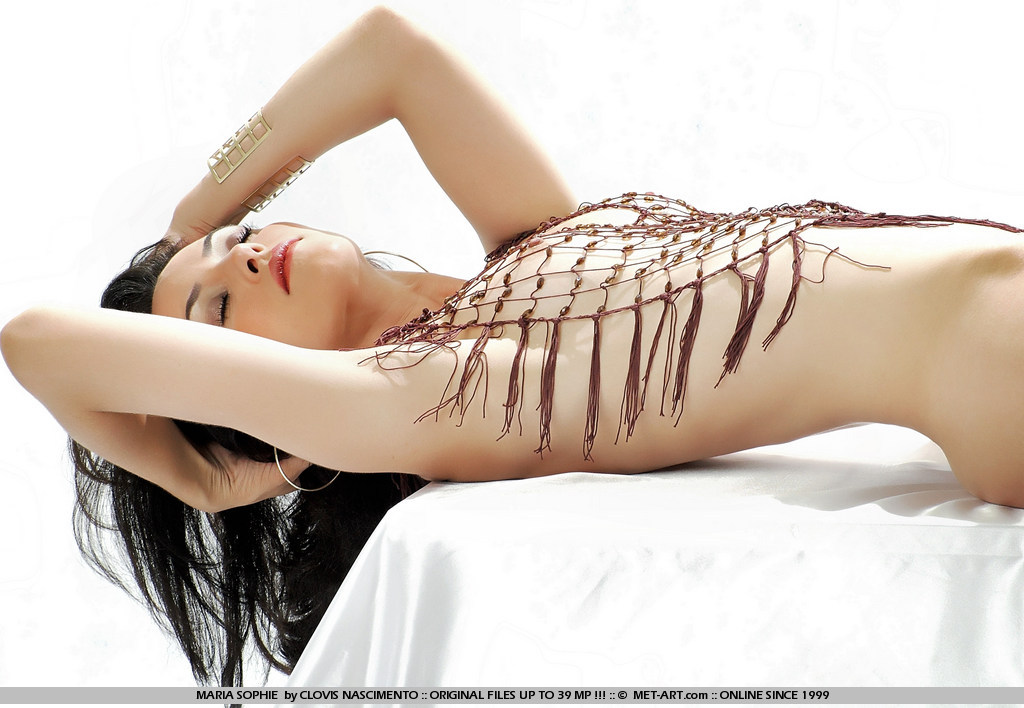 Megumi Sabik  nackt