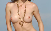 Met Art Yara A Baltico by Goncharov This redhead loves to go to the beach and let the waves smash into her pert bottom.
