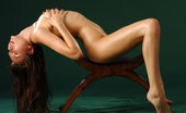 Met Art Bysya A Generation by Goncharov Hot young girl with oiled body all shiny and glowing with sexual energy.