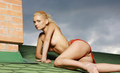 Met Art Sabrina D Klamias by Leonardo Scalia Big eyed blonde with huge nipples on supple breasts and a tight round bottom too.