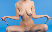 Met Art Paloma B Clear by Rylsky Paloma has a new exercise video and is trying her own nude work out for us today.