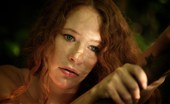 Met Art Kia A Presenting Kia by Jon Barry 42809 Like a girl in the mist, this model Kia has soft red hair  a body like an angel and wonderful pictures.