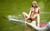 Met Art Darina B Optimal by Dmitry Maslof Darina  is an outdoor girl who needs no cloths and does not mind getting wet or wild.