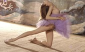 Met Art Jasmine A Ballet Rehearsal Complete by Goncharov Pretty ballerina model in graceful, erotic poses.