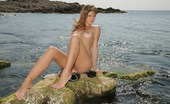Met Art Agni A Ecologie by Erik Latika Outdoor babe with natural beauty and youthful allure.