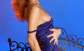 Met Art Darien B Presenting Darien by Antonio Clemens Darien performs an erotic bedroom striptease, showcasing her slender body and toned physique.